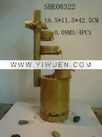China Bamboo Crafts(285) Bamboo fountain(Indoor Tabletop water fountain) SBE08322 on sale