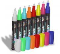 Quality GlowShark Now Offering This Mess Free Liquid Chalk Markers for sale