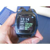 Wrist Watch GPS Tracker, Support SMS Tracking & SOS function