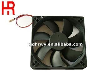 Buy 120mm 12 volt dc computer cpu fan for radiators at wholesale prices