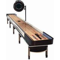 Buy cheap Playcraft Telluride Espresso Shuffleboard Table 12', 14', 16', 18' and 22' from wholesalers