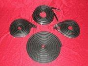 China 1959 CADILLAC & 1960 CADILLAC TWO-DOOR COUPE WEATHERSTRIP KIT call 856-753-6788 on sale