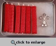 Buy Tin Gift Set - Classic Design & Wick Wax at wholesale prices
