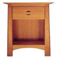 China Harvest Moon 1-Drawer Nightstand on sale