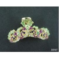 China Fashion Jeweled Hair Accessories Handmade Hairpin Jewelry for Anniversary on sale