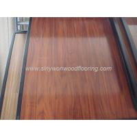 China Mirror Surface Laminated Flooring on sale