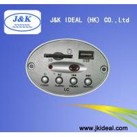 Quality MP3 decoder with panel JK6832 USB SD audio MP3 module for sale