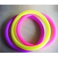 China Silicone steering wheel cover on sale