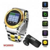 Best OEM T-flash Card GSM Multimedia Cell Phone Watch MP3 with 1800Mhz Bands wholesale