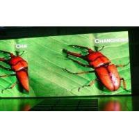 China 1R1G1B 3in1 SMD Indoor Full Color P4 LED Screen Led Advertising Displays on sale