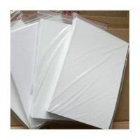 China Heat transfer paper for Inkjet printer A4 size ( FLYING-FP ) on sale