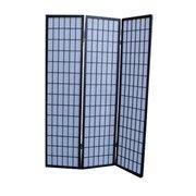 China 3 Panel Room Divider wood screen *(Buy 1 get 1 Free) on sale