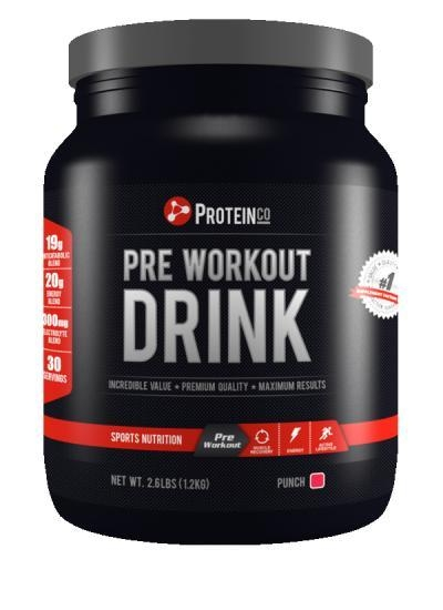 Buy Pre Workout Drink at wholesale prices