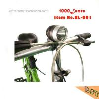 China Bicycle LED Torch Lamp 1000Lumen Cree XM-L LED Bicycle Torch Lamp on sale