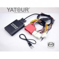 Quality Mazda new Mazda USB SD AUX MP3 Interface AdapterYATOUR DMC for sale