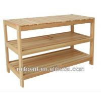 Best Wooden shoe shelf wholesale