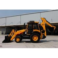 Quality CONSTRUCTION MACHINE WZ30-25 Backhoe Loader for sale