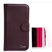 Quality Samsung HOME samsung I9082 leather case (Lichee pattern ) for sale
