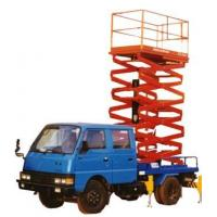Quality Vehicle-mounted Hydraulic Lift Tables for sale