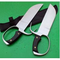 Quality Wing Chun Bart Cham Dao, Chinese Kungfu Training Butterfly Knives( 2pcs/set) for sale