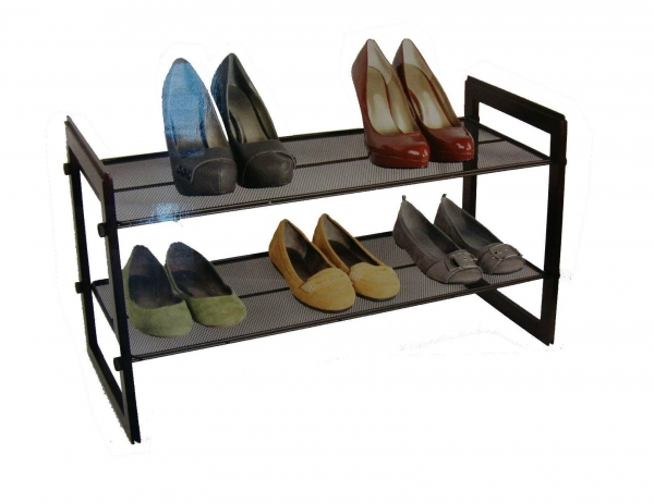 Cheap Metal 2 tier rack for sale