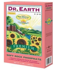 Buy Electronic Ballasts DR EARTH SOFT ROCK PHOSPHATE 3LB at wholesale prices