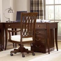 China American Drew Cherry Grove HOME OFFICE DESK 091-941 on sale