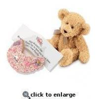 China Mother's Day Teddy Bear Gift with Fortune Cookie 2012 on sale