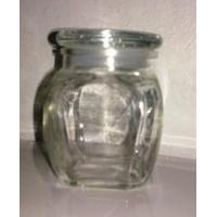 Best Browse by Category #9 GPM-350-24 - Glass Containers Jars with Round Flat Glass Lid wholesale