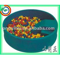 Best The Newest Round plastic ball pool wholesale