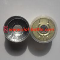 China 13mm tear off aluminum cap for antibiotics on sale