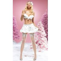 China Snowflake Sequined Bra and Skirt - 15% off on sale