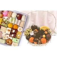Buy cheap COMBO 4 - 2 kg Mithai and 5 kg Fresh Fruits from wholesalers