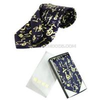Quality Chinese Calligraphy Tie for sale