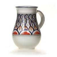 Quality Seaside Arches Ceramic Pitcher for sale