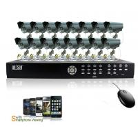 Buy cheap W3-KD4316CW 16 CH H.264 DVR Kit CCTV System from wholesalers