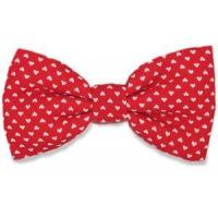 China Small Heart Red Bow Tie on sale