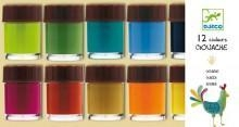 Buy Arts & Crafts Djeco Gouache Bottles Classic at wholesale prices