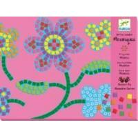 Quality Arts & Crafts Djeco Mosaics - Flowers for sale