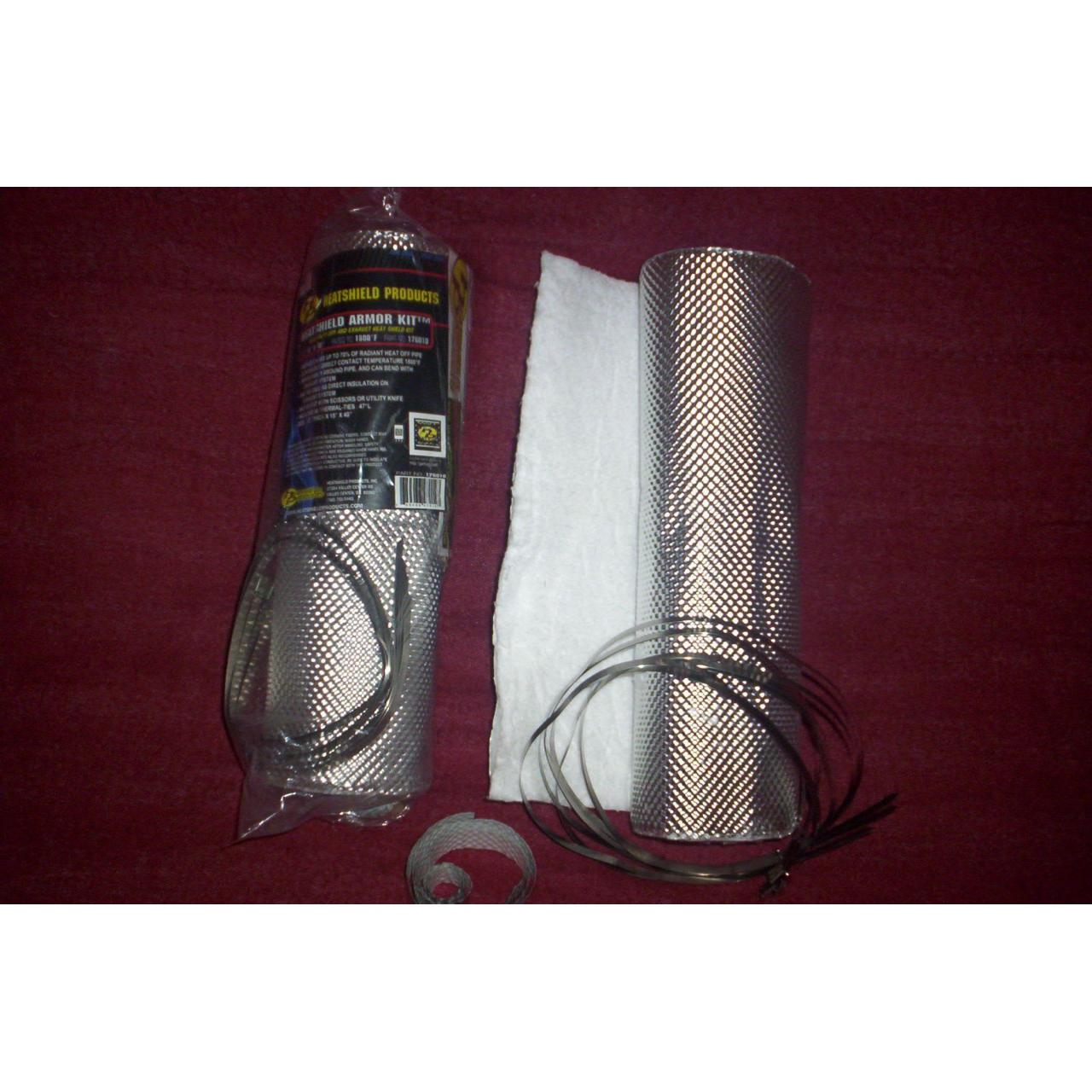 Quality DPF Protective Heat Shield Kit 176010 for sale