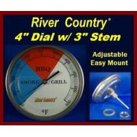 China 4 River Country Adjustable BBQ, Smoker Thermometer (RC-T4) on sale