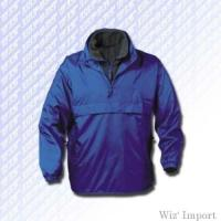 Quality Lined jacket with double collar for sale