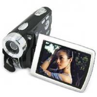 Quality 3.0 Inch LCD Screen HD 5.0 MP Sound Digital Camcorder Support TV Output for sale