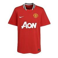 China Manchester United Home Football Shirt 2011/2012 on sale