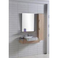China Solid Wood Bathroom Cabinet Bathroom Corner Cabinet on sale
