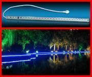 China Led Light Bar 100cm Red LED Rear Cable IP68 on sale