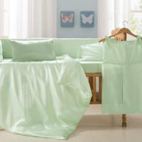 Quality Suzhou THX silk baby bed sheet set with OEKO for sale