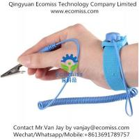 China Static Control Products ESD anti-static wrist strap on sale