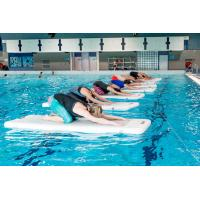 Quality China manufacturer Inflatable Yoga Mat Water Floating Yoga Mats for sale