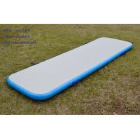 Quality Airtrack Factory Inflatable large exercise mat for Taekondo for sale